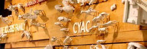 CYAC Donor Wall