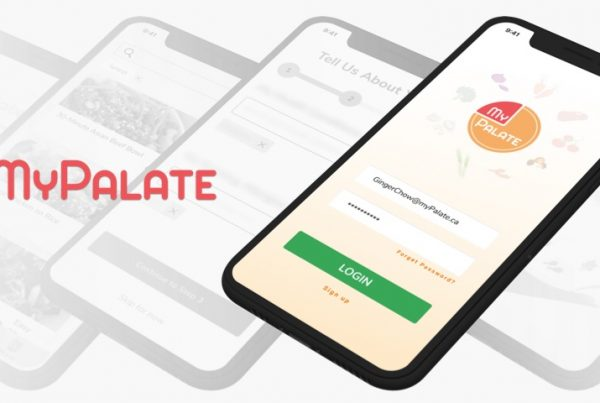 UX/UI: MyPalate