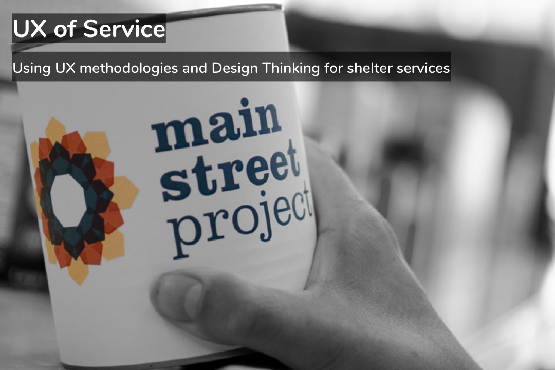 (Locked) UX of Services: Main Street Project