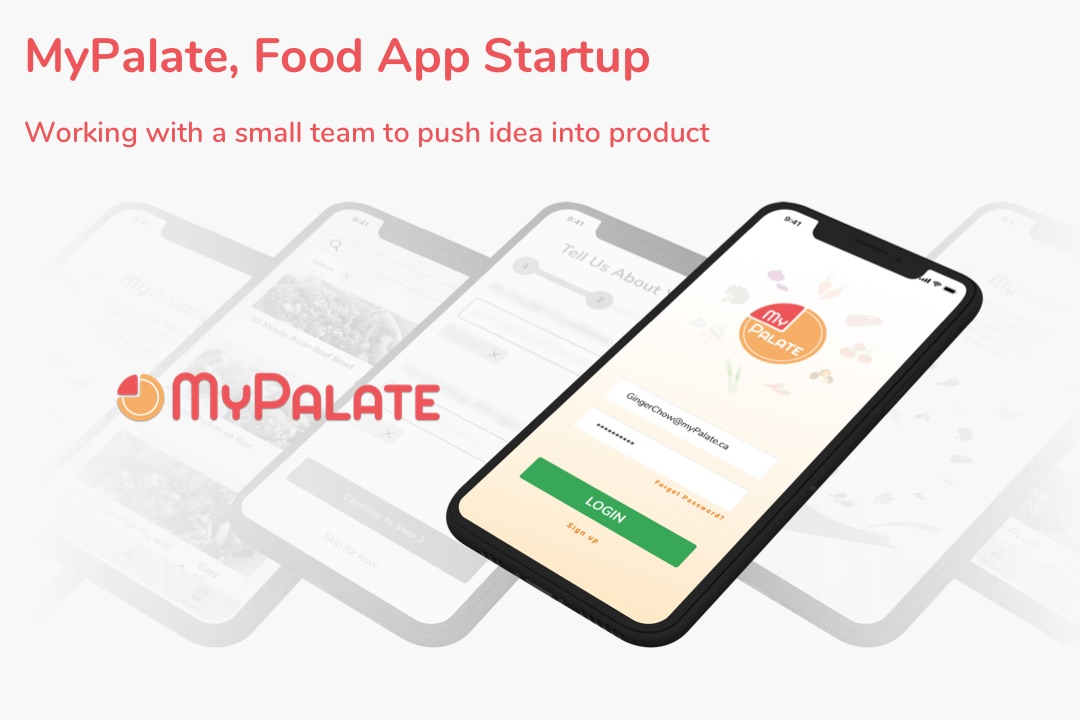 UX: MyPalate